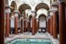 Римские бани спа-отеля «Нове Лазни», расположенного в курортном городе Марианские Лазни в часе езды от Карловых Вар.