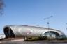 Футуристичный аэропорт Карловых Вар. Город находится всего в 5 километрах.