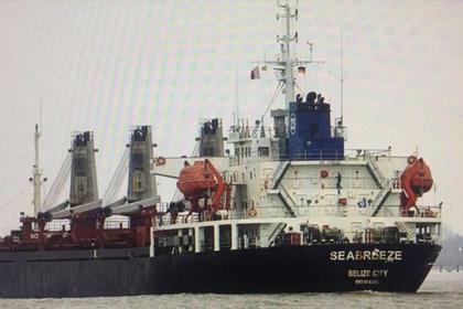 Российское судно арестовали вгосударстве Украина за«кражу песка для возведения оккупантского моста»