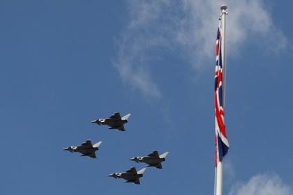 Великобритания отказалась от военного удара по Сирии