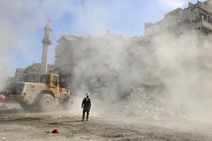 Названы вероятные цели ударов США по Сирии