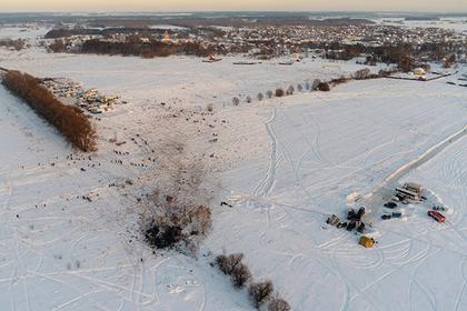 Специалисты поискали забытые останки погибших на месте крушения Ан-148