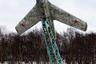 После армии Гагарин поступил в 1-е Чкаловское военно-авиационное училище летчиков (Оренбург), после которого служил в истребительном авиационном полку Северного флота. <br><br> Именно здесь он написал заявление с просьбой зачислить его в группу испытателей новой летной техники — как тогда обозначали космические корабли. На фото — МИГ-15 №44, на котором тренировался Гагарин.