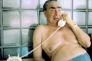 Генеральный секретарь ЦК КПСС Леонид Ильич Брежнев и глава Коммунистической партии Югославии Иосип Броз Тито на отдыхе