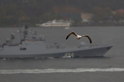 Разведка сообщила о покинувших сирийский Тартус российских кораблях