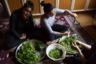 Сестры разделяют ценности Ромины и уважают ее образ жизни, но в отличие от нее у них нет возможности уехать из страны.