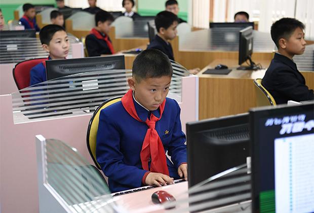 Корейская элита смотрит порно