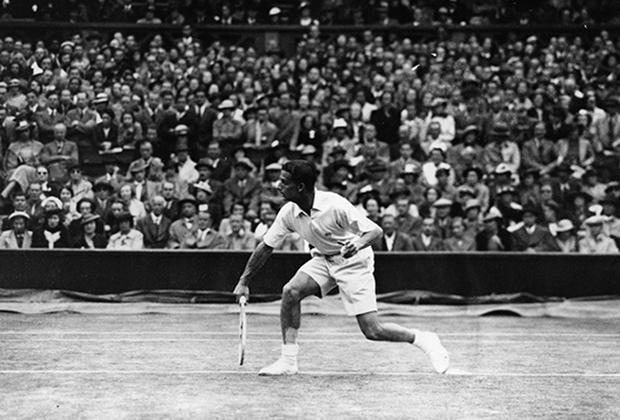 Поло и шорты — в начале 1930-х годов в мужском теннисе это был верх революционности, и это могли позволить себе только звезды уровня Генри Уилфреда Остина, более известного как Банни.