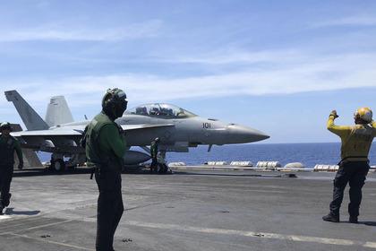 Трамп отдал приказ онанесении удара поСирии