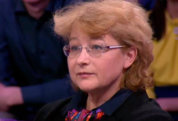 Элина Жгутова за традиционные ценности