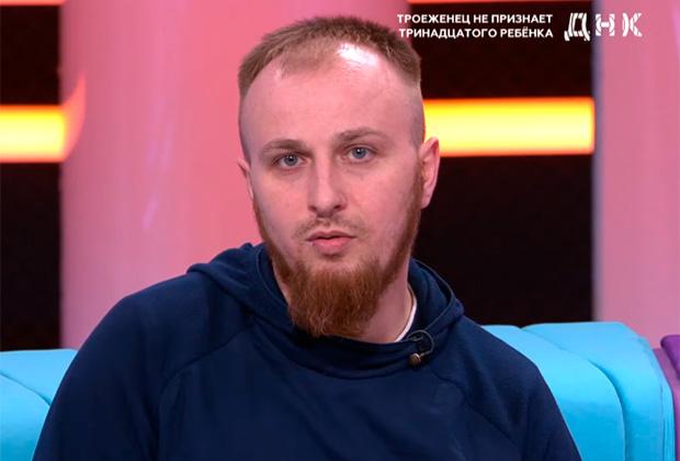Глава семейства Иван Сухов