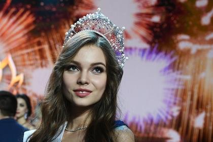 Новой «Мисс Россия» стала отличница из Чувашии