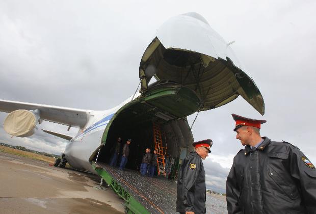 Грузовой самолёт АН-124 «Руслан»
