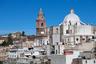 Собор Непорочного зачатия, где находится почитаемый образ святого Франциска Ассизского, которого в Мексике называют «Панчито» или «Эль-Чаррито». В день памяти этого святого 4 октября Реаль-де-Каторсе посещают сотни паломников.
