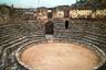 Паленке де гайос — арена для петушиных боев, которые были излюбленным развлечением местных шахтеров.