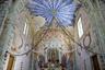 Живым свидетельством былой славы города являются роскошные фрески в капелле иконы девы Марии Гваделупской — самого почитаемого образа в Латинской Америке.