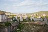 Несмотря на то что власти стараются реставрировать самые ветхие постройки, часть города все же превратилась в руины. Большая часть сохранившихся домов стоят покинутыми, что делает Реаль-де-Каторсе настоящим городом-призраком.