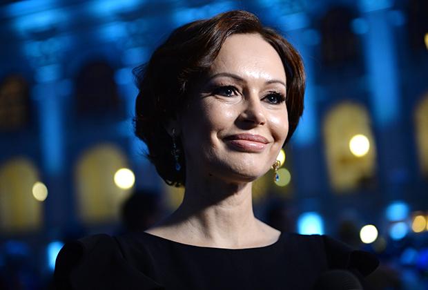 Актриса Ирина Безрукова