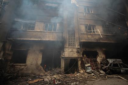 Россия определилась с виновником химатаки в Сирии