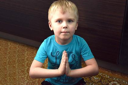 Тимофею Трифонову пять лет