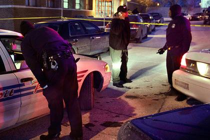 Американцы из гетто украли пистолеты, сбежали от полиции и умерли