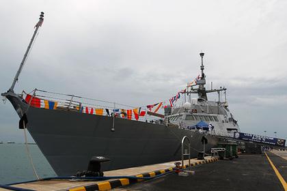 Американские специалисты  назвали боевые корабли США «кучей мусора»