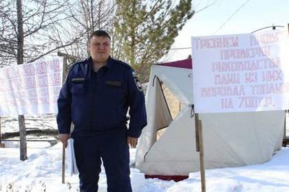 Пожарные вЯкутии объявили голодовку из-за низких зарплат иотсутствия экипировки