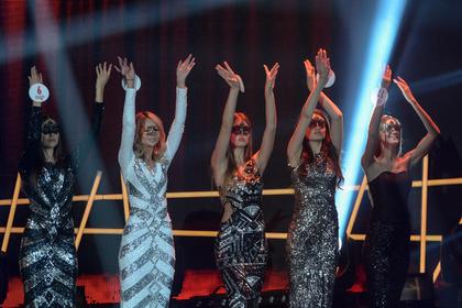 Участницы «Мисс Русское радио»