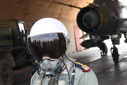 СМИ проинформировали оракетных ударах подвум сирийским авиабазам