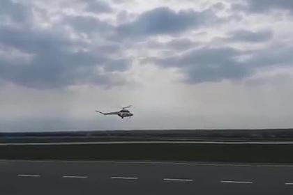 Испытан первый вертолет украинского производства
