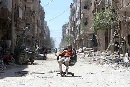 Сирия дала экспертам ОЗХО обследовать сирийскую Думу