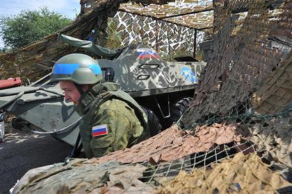 Киев согласился на вывод российских войск из Приднестровья через свою территорию