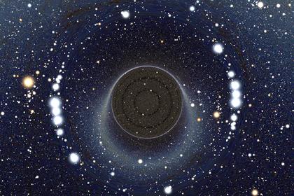 Найден способ увидеть туннель в пространстве-времени