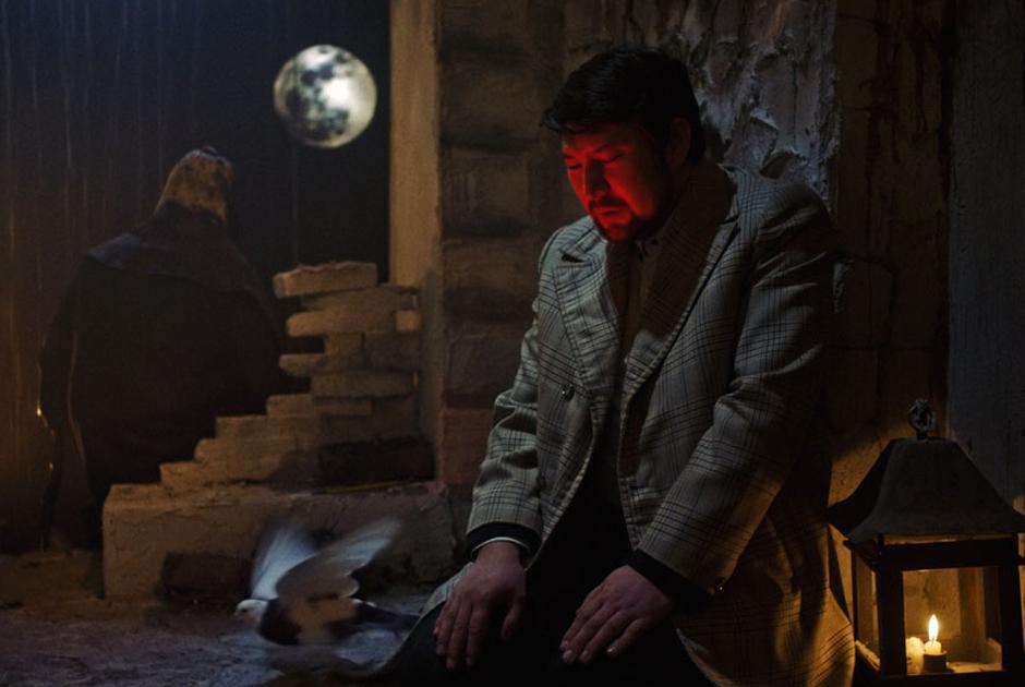 «Ночной бог», режиссер — Адильхан Ержанов