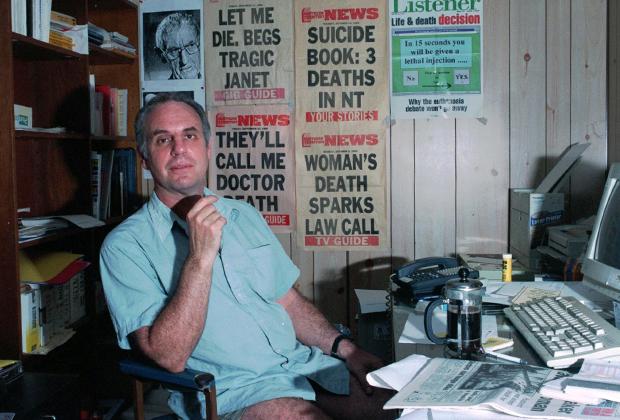 Филип Ничке в 1997 году