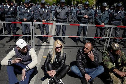 Госдеп США оценил протесты в Армении
