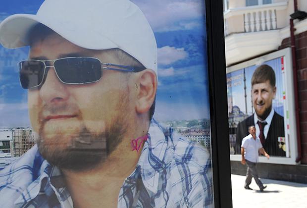 Фотографий Рамзана Кадырова в городе много, но его отца все же больше. А вот слово Кадырова-сына — закон, который не обсуждается.