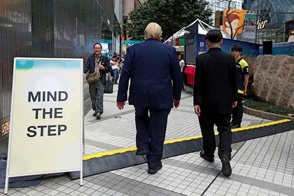 Стало известно возможное место встречи Трампа и Ким Чен Ына