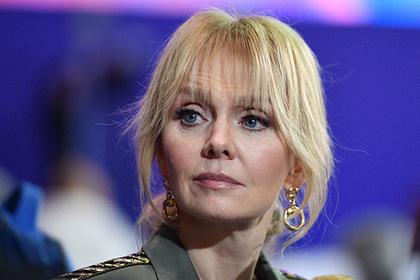 Певица Валерия рассказала о рухнувшей экономике и «не западных» вкусах россиян