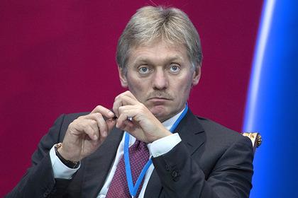 Песков высказался о «великом российском файрволе»