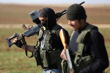 Сирийские военные договорились с боевиками о перемирии
