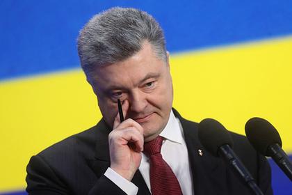 Бежавший из страны украинский депутат начал публикацию компромата на Порошенко
