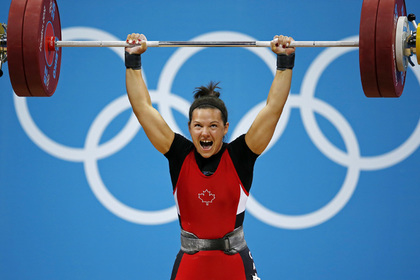 Канадке присудили золото Олимпиады-2012 благодаря допинг-скандалу