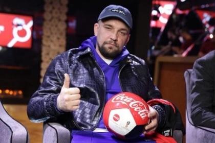 Запрещенный вУкраинском государстве рэпер исполнит гимн чемпионата мира в РФ