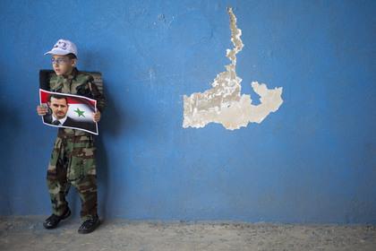 Президент Сирии отказался от французского ордена