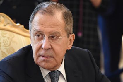 Лавров рассказал о встрече Трампа с Путиным
