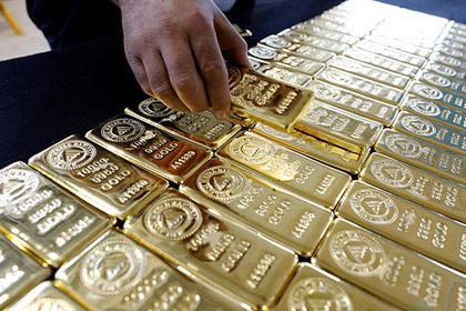 Турция забрала свой золотой запас из США