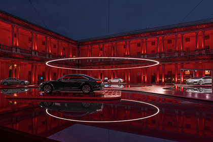 Audi создала «пятое кольцо»