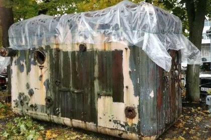 Раскрыта кража барокамеры для тренировок космонавтов со стоянки в Москве