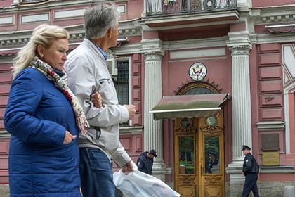 Кремль отреагировал на визовую блокаду США
